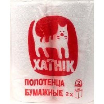 """Полотенца в рулоне """"Хатник"""" (2 шт. в комплекте)"""