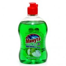 """Средство для мытья посуды """"Минута"""" Ромашка, Яблоко, 500 гр"""