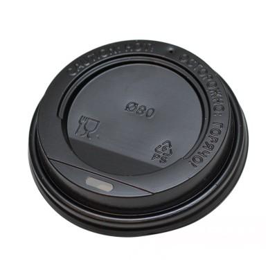 Крышка d 80 (черная)